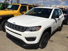 New 2019 Jeep Compass SPORT 4X4 Sport Utility for sale in Gallipolis, OH
