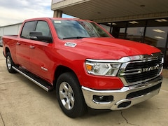 New 2019 Ram 1500 BIG HORN / LONE STAR CREW CAB 4X4 6'4 BOX Crew Cab for sale in Gallipolis, OH