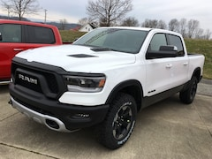 New 2019 Ram 1500 REBEL CREW CAB 4X4 5'7 BOX Crew Cab for sale in Gallipolis, OH