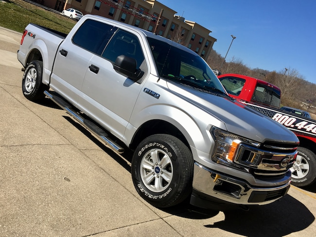 Used 2018 Ford F-150 Truck SuperCrew Cab for sale in Gallipolis, OH