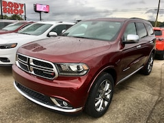 New 2019 Dodge Durango CITADEL ANODIZED PLATINUM AWD Sport Utility for sale in Gallipolis, OH