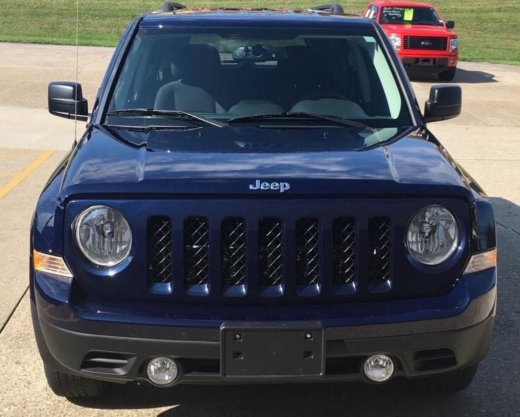 Used 2016 Jeep Patriot For Sale Gallipolis, OH | 1C4NJPFB3GD537582 |  Norris-Northup Dodge Inc Serving Athens, Jackson OH & Huntington WV