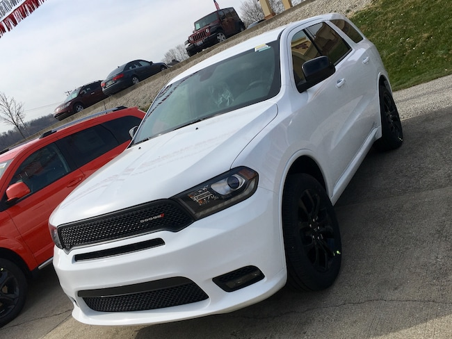 New 2019 Dodge Durango GT AWD Sport Utility for sale in Gallipolis, OH