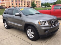 Used 2012 Jeep Grand Cherokee Laredo 4x4 SUV for sale in Gallipolis, OH