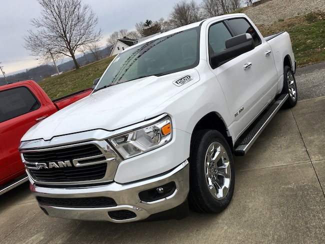 New 2019 Ram 1500 BIG HORN / LONE STAR CREW CAB 4X4 5'7 BOX Crew Cab for sale in Gallipolis, OH