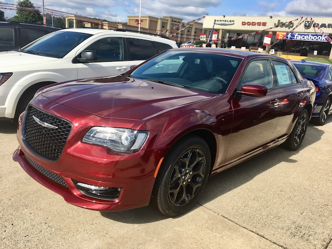 New 2019 Chrysler 300 S AWD Sedan for sale in Gallipolis, OH