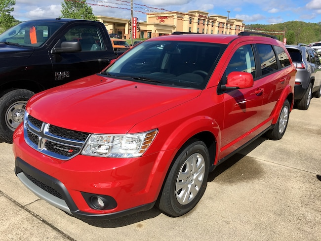 New 2019 Dodge Journey SE Sport Utility for sale in Gallipolis, OH