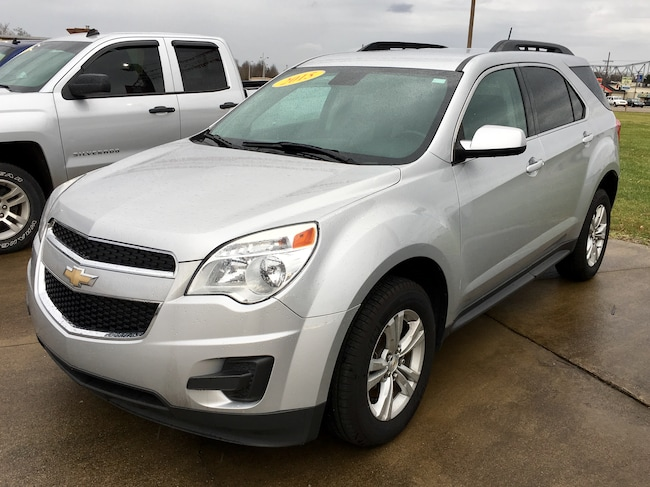 Used 2015 Chevrolet Equinox LT w/1LT SUV for sale in Gallipolis, OH