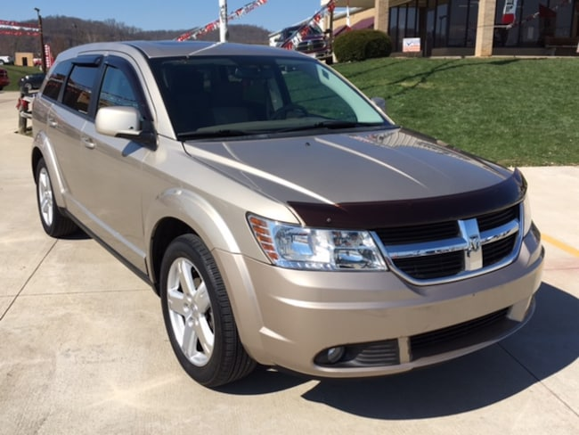Used 2009 Dodge Journey SXT SUV for sale in Gallipolis, OH