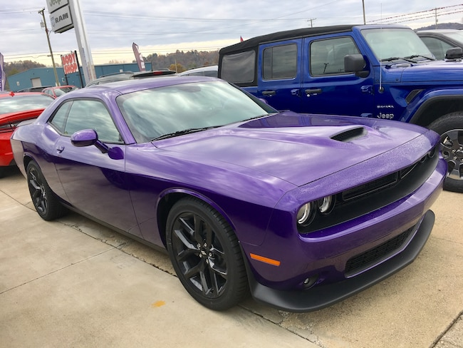 New 2019 Dodge Challenger GT Coupe for sale in Gallipolis, OH