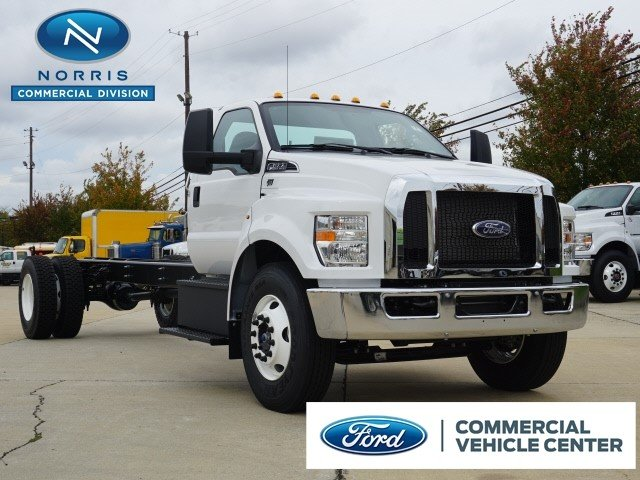 2019 Ford F650 F650 REGULAR CAB DOCK HGT