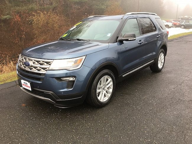 2018 Ford Explorer XLT Full Size SUV