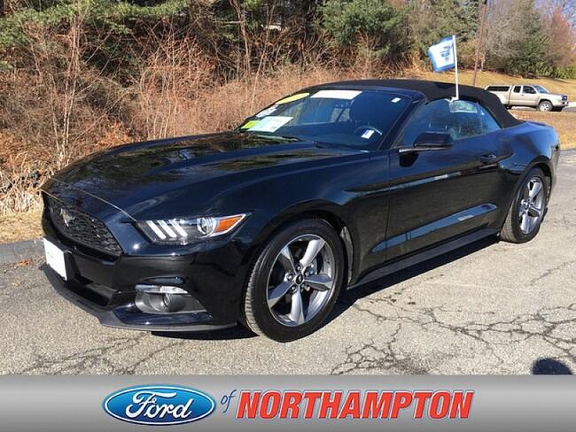 2017 Ford Mustang V6 Sporty Car