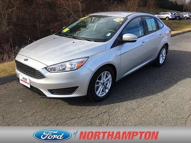 2016 Ford Focus SE Compact Car