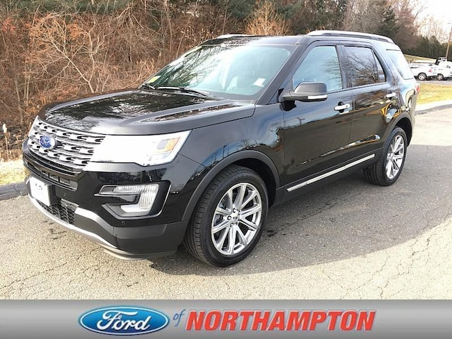 2017 Ford Explorer Limited Full Size SUV