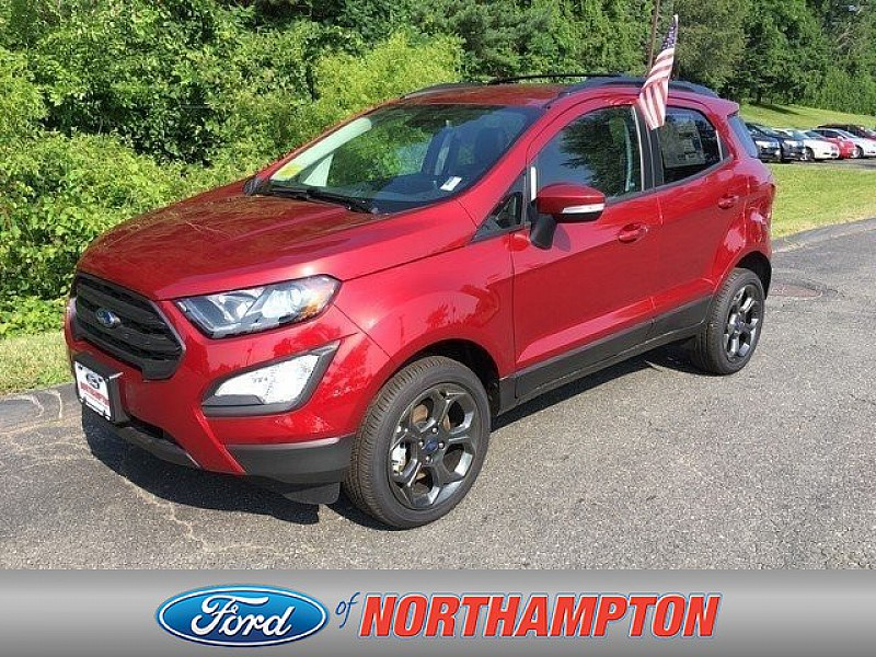 2018 Ford EcoSport SES Compact SUV