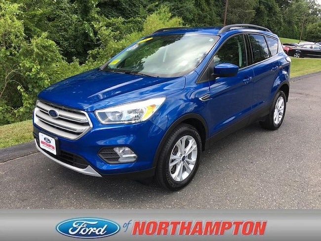 2018 Ford Escape SE Compact SUV