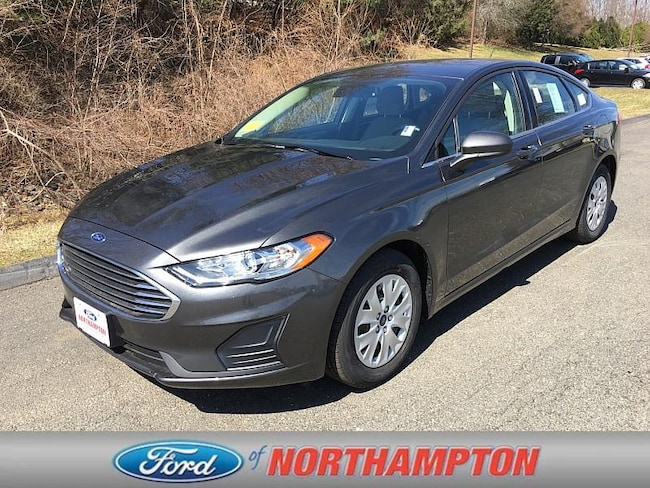 2019 Ford Fusion S Mid-Size Car