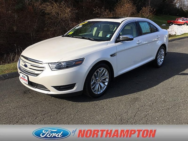 2018 Ford Taurus Limited Mid-Size Car