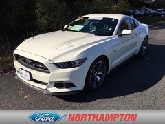 2015 Ford Mustang GT 50 Years Limited Edition Sporty Car