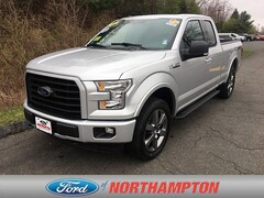 2017 Ford F150 4WD XLT Full Size Truck