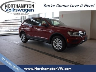 2019 Volkswagen Tiguan S SUV For Sale In Northampton, MA