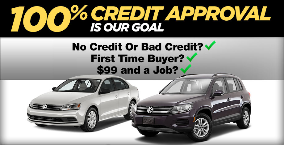 Get Approved For Your Auto Loan at Northampton Volkswagen!