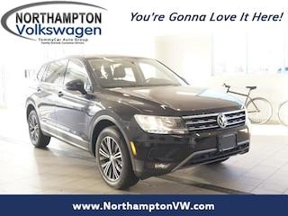 New 2019 Volkswagen Tiguan SEL SUV For Sale In Northampton, MA