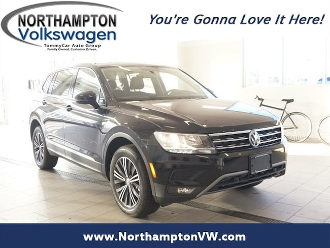 2019 Volkswagen Tiguan SEL SUV For Sale in Northampton, MA