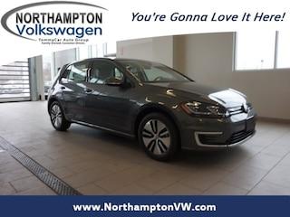 New 2019 Volkswagen e-Golf SEL Premium Hatchback For Sale In Northampton, MA