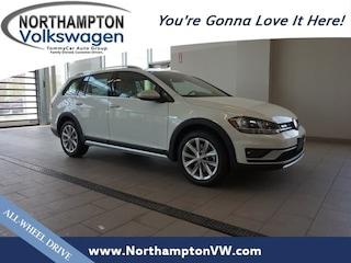 New 2019 Volkswagen Golf Alltrack TSI S 4MOTION Wagon For Sale In Northampton, MA