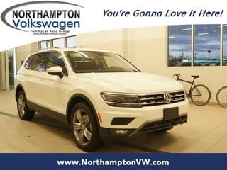 2019 Volkswagen Tiguan SEL Premium SUV For Sale In Northampton, MA