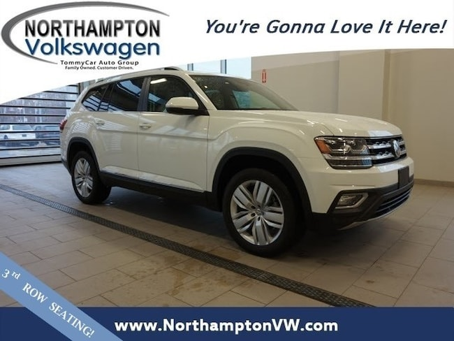2019 Volkswagen Atlas 3.6L V6 SEL SUV For Sale in Northampton, MA
