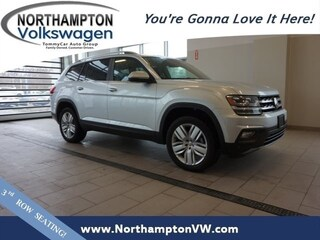 New 2019 Volkswagen Atlas 3.6L V6 SE w/Technology SUV For Sale In Northampton, MA