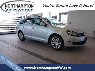 Used 2014 Volkswagen Jetta SportWagen TDI Wagon For Sale In Northampton, MA