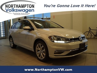 New 2018 Volkswagen Golf SportWagen TSI SEL Wagon For Sale In Northampton, MA