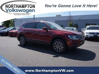 New 2019 Volkswagen Tiguan SE SUV For Sale In Northampton, MA