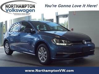New 2018 Volkswagen Golf TSI Hatchback For Sale In Northampton, MA