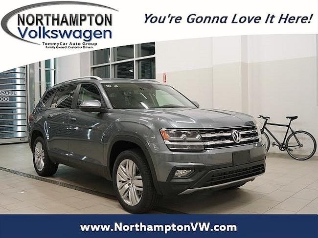 2019 Volkswagen Atlas 3.6L V6 SE w/Technology SUV For Sale in Northampton, MA