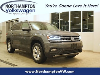 New 2019 Volkswagen Atlas 3.6L V6 SE SUV For Sale In Northampton, MA