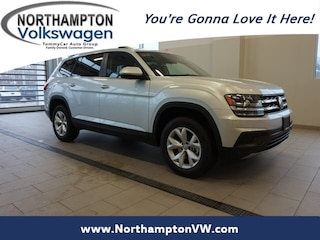 New 2019 Volkswagen Atlas 3.6L V6 S SUV For Sale In Northampton, MA
