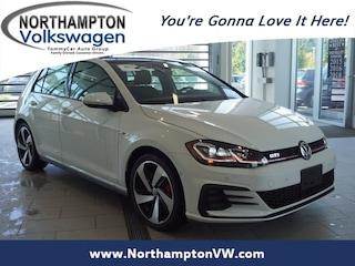 New 2018 Volkswagen Golf GTI 2.0T Autobahn Hatchback For Sale In Northampton, MA