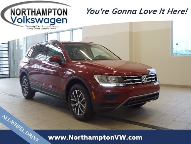 2019 Volkswagen Tiguan SE SUV For Sale in Northampton, MA