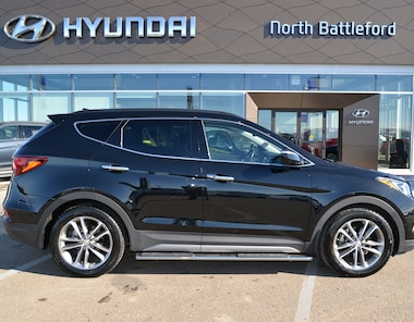 2017 Hyundai Santa Fe Sport 2.0T SUV