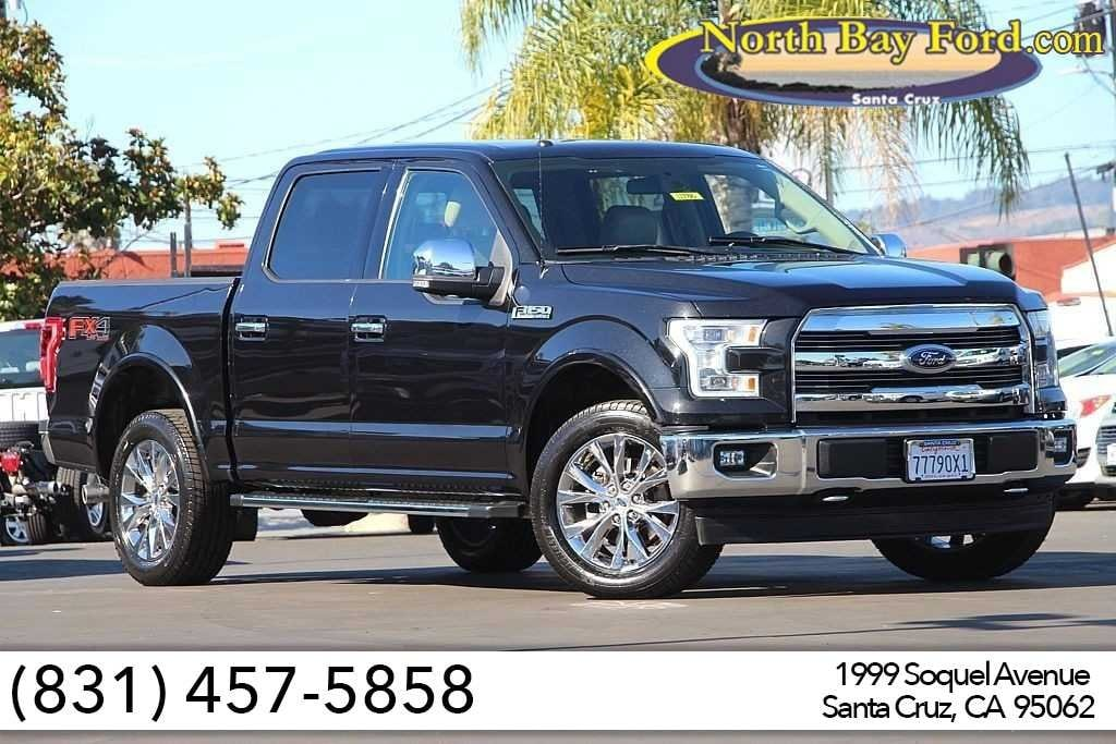2015 Ford F-150 Lariat Super Crew