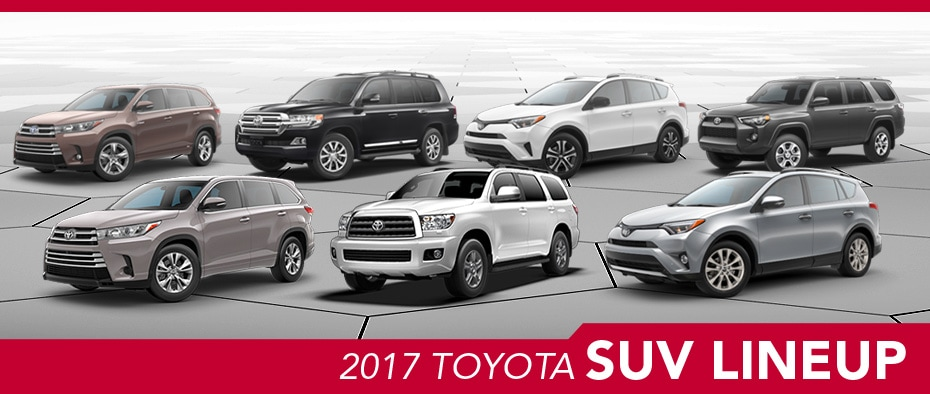 Which Toyota Suv Is The Best For You Northbrook Toyota