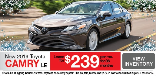 New Toyota Financing Lease Specials In Northbrook Il Northbrook