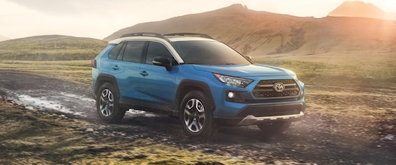 2019 Toyota Rav4 Exterior Interior Accessories Near Wheeling Il