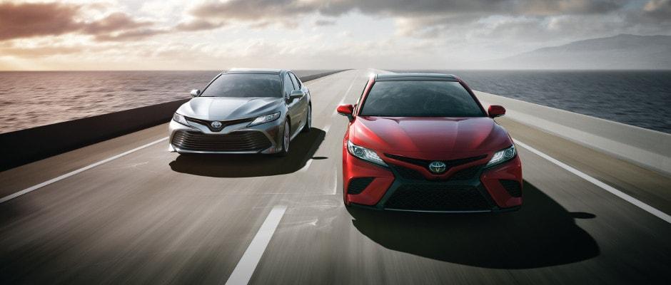 Toyota Camry Trims 2018   L vs LE vs XLE V6 vs SE vs XSE V6