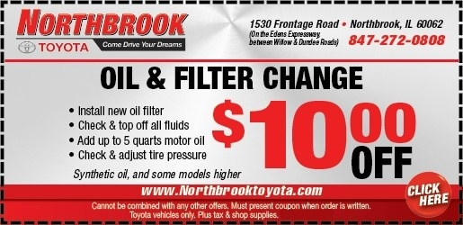 graphic about Toyota Service Coupons Printable identify Toyota Company Discount coupons Bargains In just Northbrook, IL